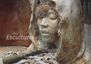 escultura, Javier Olmedo