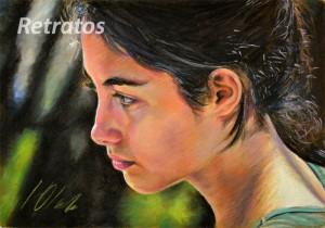 retratos, Javier Olmedo