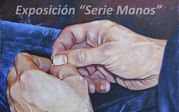 Galería Serie Manos, Pilar Aceña