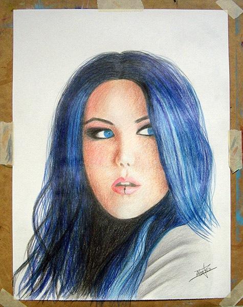 Ainara Ll, pastel., curso 2015-2016