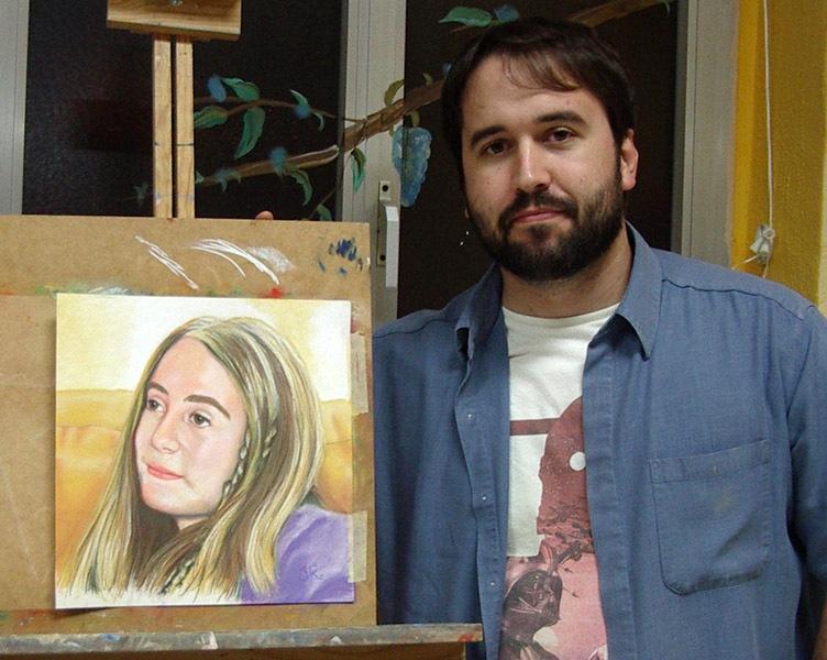 Ion, pastel, curso 2015-2016