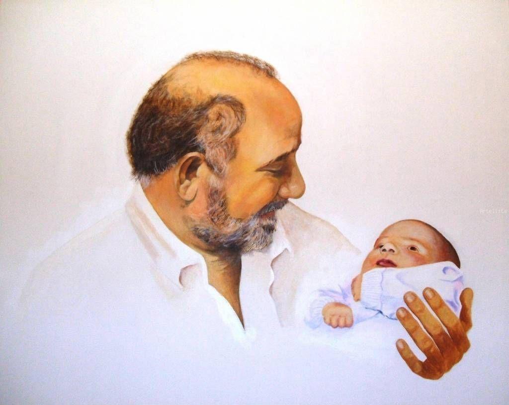 Estanis. Obra de Pilar Aceña, acrílico sobre lienzo. 2009