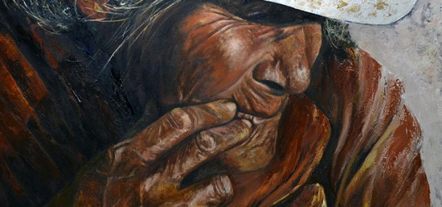 Pilar Aceña, óleo sobre lienzo