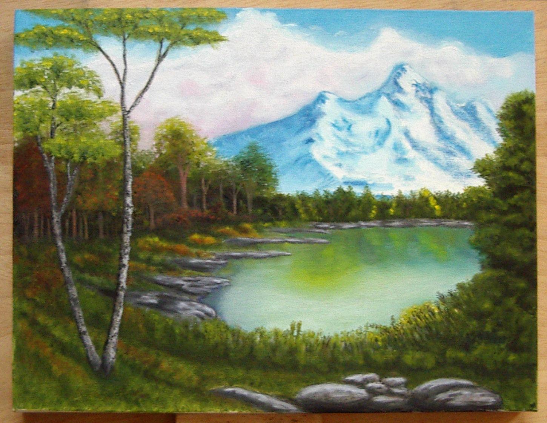 Alberto V, óleo sobre lienzo. Taller Aceña - Olmedo, curso 2015 - 2016