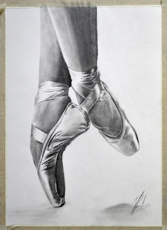 Daniel, grafito. Taller Aceña - Olmedo. Curso 2016 - 2017