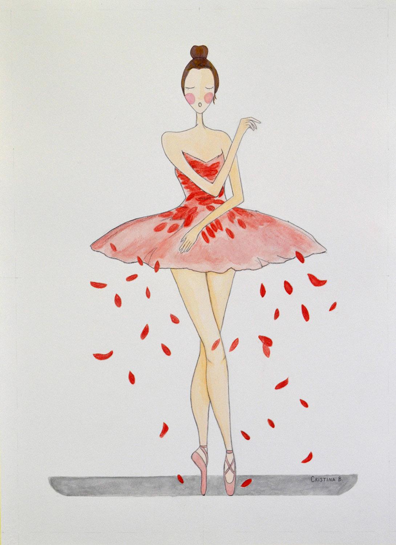 Cristina B, pastel. Taller Aceña-Olmedo, curso 2017-2018