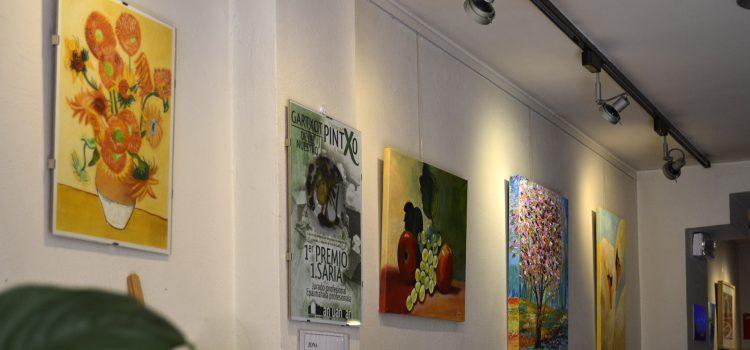 Fotografías de la exposición del mes de abril