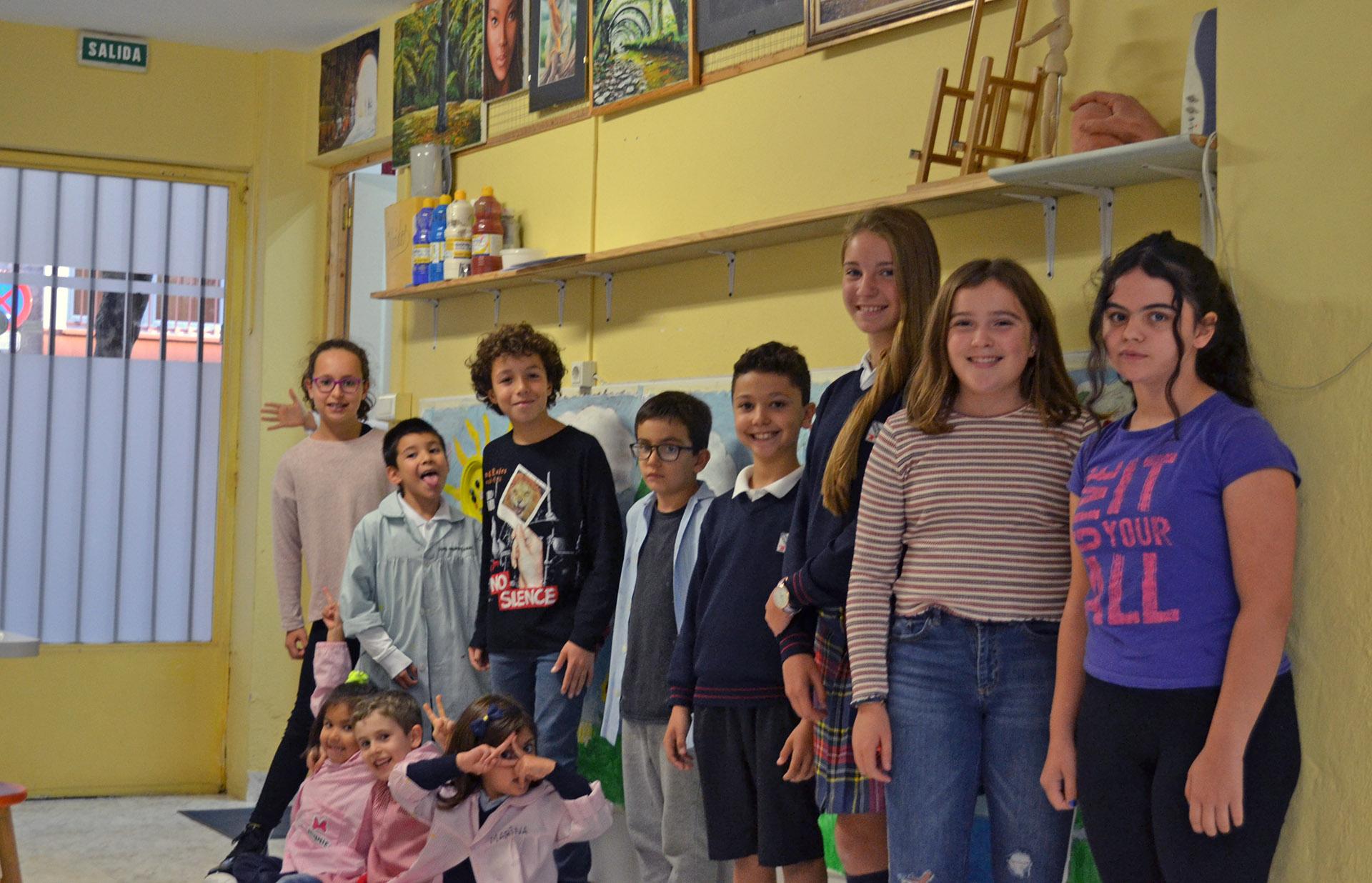 Promesas junior. Taller Aceña - Olmedo, curso 2018-2019