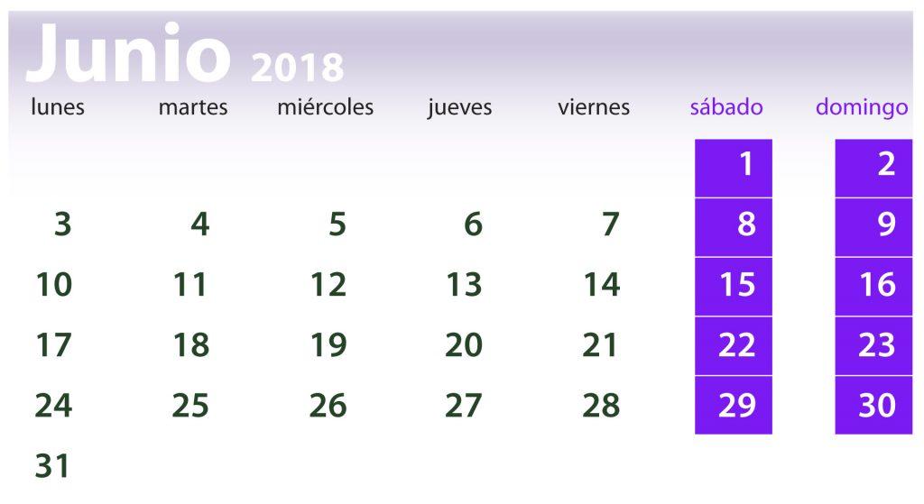 Junio 2019