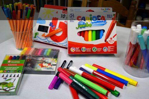 Brush Pens y rotuladores