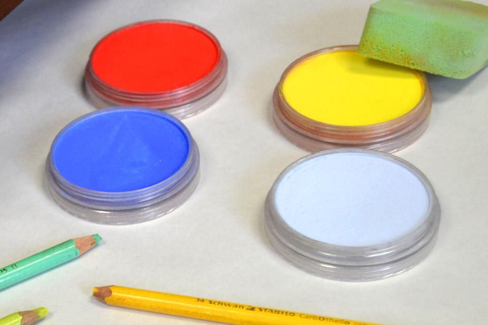 PanPastel, set de 5 colores