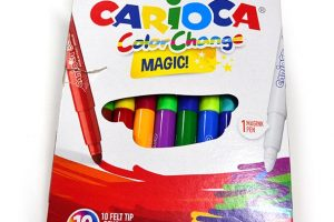 Rotuladores Carioca «Color Change Magic»