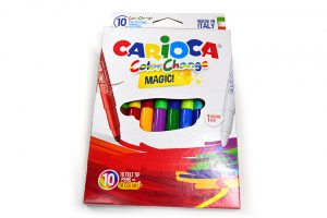 "Rotuladores Carioca ""Color Change Magic"""