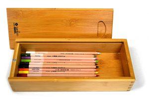 Caja madera pastel Bruynzeel Holland