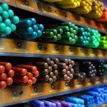 Lápiz pastel Bruynzeel de Holland