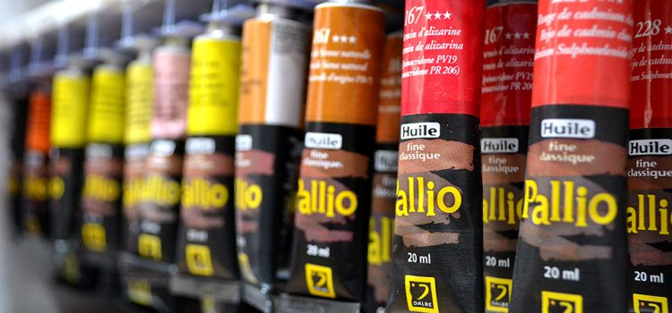Óleo Pallio de Dalbe en tubos de 20 y 60 ml
