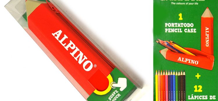 Estuche «lápiz» Alpino