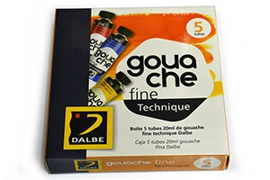 Gouache Fine de Dalbe