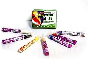 Barritas de maquillaje Alpino Fiesta Sport