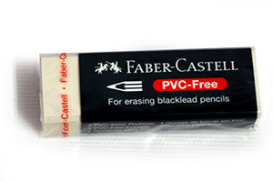 Goma de borrar Faber Castell