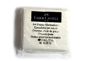 Goma blanda Faber Castell