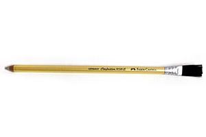 Lápiz-goma con pincel de Faber-Castell