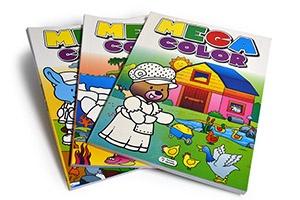 Colección Mega Color