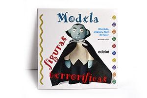 Modela figuras terroríficas