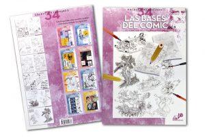"""Colección Leonardo: """"Las Bases del Cómic"""""""