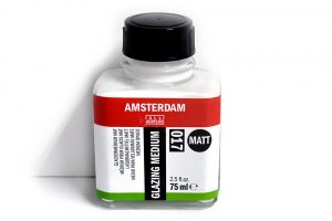 Medio para veladuras de acrílico Amsterdam