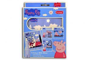 Láminas para colorear Peppa Pig