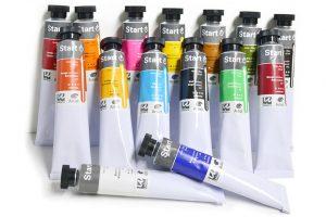 Óleo Start de Artist, tubo de 60 ml