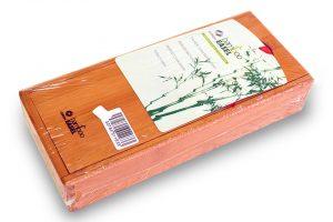 Caja de bambú