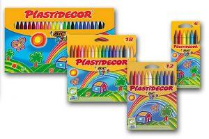 Pinturas de colores Plastidecor