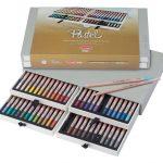 Lápiz pastel Bruynzeel, caja de 48 colores