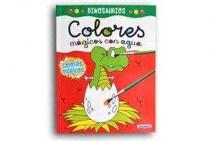 Colores mágicos: Dinosaurios