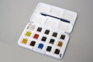 Acuarelas Van Gogh, caja de 15 colores