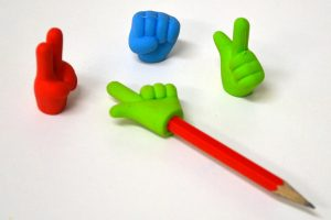 Gomas capuchón manos