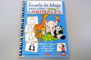 Escuela de Dibujo para Niños: Animales