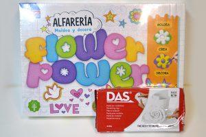 """Lote moldea """"Flower Power"""""""