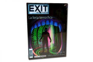 """Juego """"Exit, la Feria Terrorífica"""""""