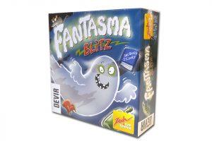 """Juego """"Fantasma Blitz"""""""
