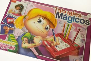 Juego 'Tatuajes mágicos'