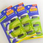 Pegamento Super Glue