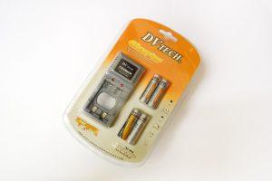 Cargador de baterías DVTECH