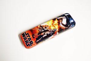 Estuche metálico Star Wars