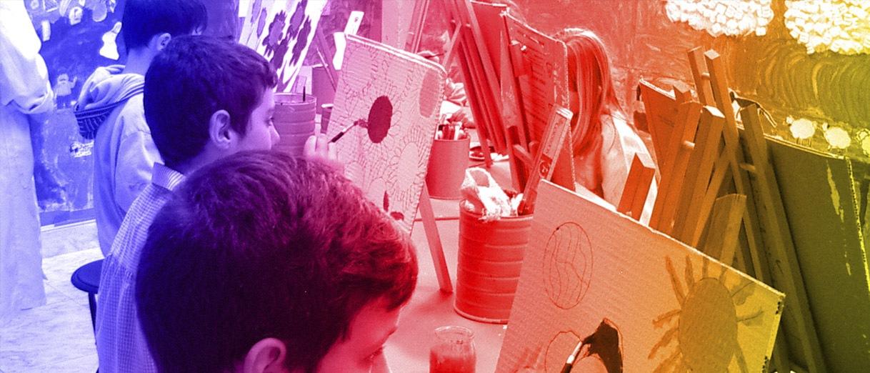 Mira lo que estamos preparando para Agosto. ¡Cursos intensivos, pintura al aire libre, talleres creativos y mucho más!